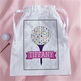 Sassy Lady Personalized Golf Accessory Bag - 14388