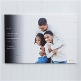 Photo Sentiments For Him Canvas Print - 12