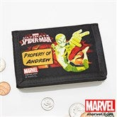 Ultimate Spider-Man® Personalized Wallet - 14412