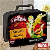 Ultimate Spider-Man® Personalized Lunch Bag - 14415