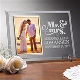 The Happy Couple Personalized Reflections Frame - 14489