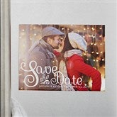 Happiest Moments Photo Save The Date Magnets - 14497-M