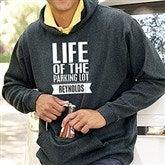 Beer Quotes Personalized Built In Can Huggie Sweatshirt