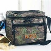 Camo Personalized Sport Cooler-Monogram - 14563-M