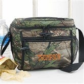 Camo Personalized Sport Cooler- Name - 14563-N