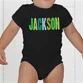All  Mine! Personalized Baby Bodysuit - 14572-CBB