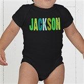 All  Mine! Personalized Baby Bodysuit - 14572-CBB