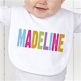 All Mine! Personalized Bib - 14572-B