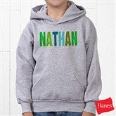 All Mine! Personalized Youth Hooded Sweatshirt - 14572-YHS