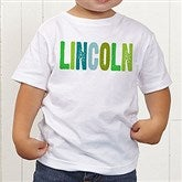 All Mine! Personalized Toddler T-Shirt - 14572-TT