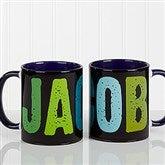 All Mine! Personalized Coffee Mug 11oz. - Blue - 14592-BL