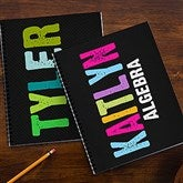 All Mine! Personalized Large Notebooks-Set of 2 - 14596