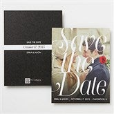 Sweet Embrace Photo Save The Date Cards - 14604-C