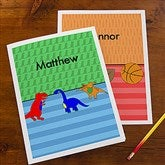 Just For Him Personalized Folders- Set of 2 - 14630
