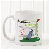 His Favorite Caddies Coffee Mug 11 oz.- White - 14649-S