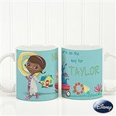 Disney® Doc McStuffins Personalized Coffee Mug- 11 oz. - 14658-S