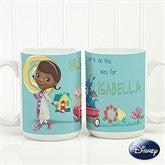 Disney® Doc McStuffins Personalized Coffee Mug- 15 oz. - 14658-L