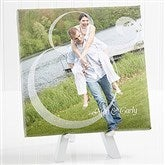 You & I Tabletop Photo Canvas Print- 8