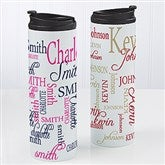 Signature Style Personalized 16oz. Travel Tumbler - 14696