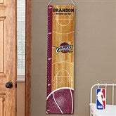 NBA Logo Personalized Growth Chart - 14712