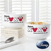 Disney® Personalized XOXO Bowl - 14742-N