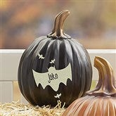 Bat Family Personalized Pumpkins - Small - 14752-S