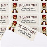 Nutcracker Return Address Labels - 14760