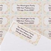 Season For Friends & Family Return Address Labels - 14764