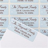 Happy Howlidays Return Address Labels - 14778