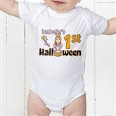 My First Halloween Personalized Baby Bodysuit - 14781-B
