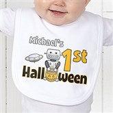 My First Halloween Personalized Bib - 14781-BIB
