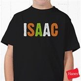 All Mine! Halloween Personalized Hanes® Youth T-Shirt - 14783-T