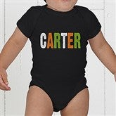 All  Mine! Halloween Personalized Baby Bodysuit - 14783-CBB