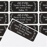 Be Married Return Address Labels - 14803