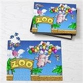 Floating Zoo Personalized Puzzle- 252 Piece - 14808-252