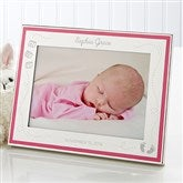 Its A Girl Personalized Engraved Frame