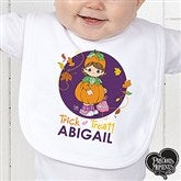 Precious Moments® Halloween Infant Bib - 14887-B