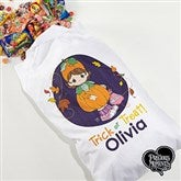 Precious Moments® Halloween Personalized Treat Sack - 14888