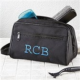 Embroidered Monogram Travel Case - 14907-M