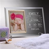 I Am Special Birth Announcement Personalized Baby Frame - 14911