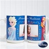 Disney® Frozen Personalized Coffee Mug 15 oz.- White - 14926-L