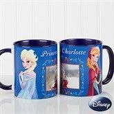 Disney® Frozen Personalized Coffee Mug 11oz.- Blue - 14926-BL