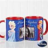 Disney® Frozen Personalized Coffee Mug 11oz.- Red - 14926-R
