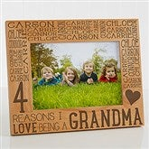 Reasons Why For Her Personalized Picture Frame- 5 x 7 - 14945-M