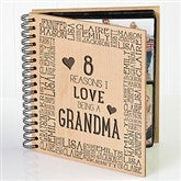 Reasons Why For Her Personalized Photo Album - 14947