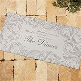 Family Blessings Personalized Doormat - 14965-O