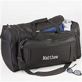 Deluxe Weekender Embroidered Duffel Bag - 14993-N
