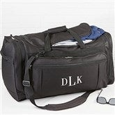 Deluxe Weekender Embroidered Duffel Bag - 14993-M