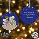 Precious Moments® Nativity Personalized Ornament - 14996