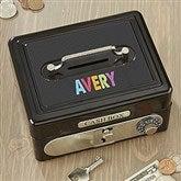 All Mine! Personalized Cash Box - 15008